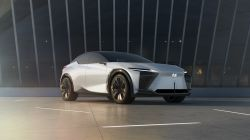 Lexus LF-Z Concept Previews the Brand's Electric Future