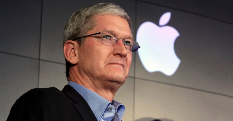 Apple CEO Tim Cook Hints at the Company's Self-driving Car Plans in New Interview