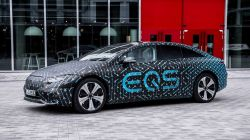 The Battery Technology in the Mercedes EQS Sedan Will Rival Tesla's Flagship Model S​