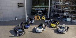 Future Volkswagen Electric Models Will Get Bidirectional Charging Capability