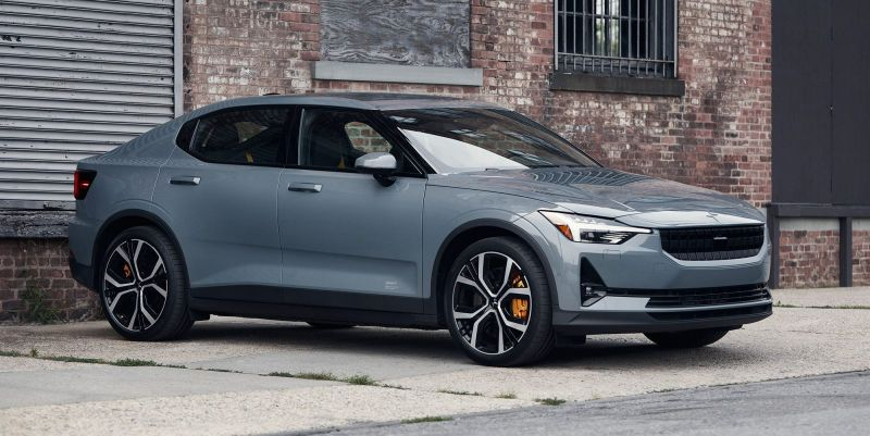 Electric Brand Polestar Raises $550 Million in its First External Investment Round