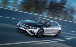 Mercedes Benz Unveils the EQS Electric Sedan, the Flagship Model That Represents the Automaker's Future