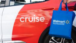 GM's Self Driving Unit Cruise Raises $2.75 Billion Led by Retailer Walmart