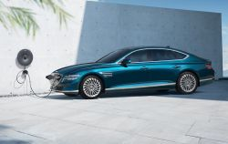 Genesis Electrified G80 Becomes the Brand's First EV