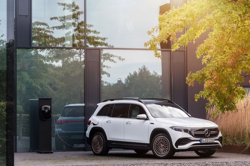 Upcoming Mercedes-Benz EQB is the Replacement For the Canceled EQC
