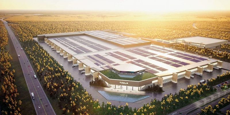 Electric Automaker Tesla Might Set Up its Next Gigafactory in India