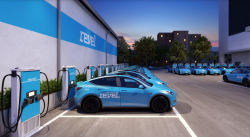 Ride-Sharing Startup Revel is Launching a Transportation Service in New York City Using Only Company-owned Tesla Model Ys