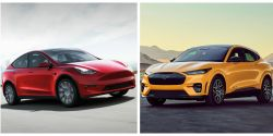 Quick Comparison: Tesla Model Y Performance vs Ford's Mach-E GT Performance
