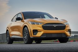 Ford Mustang Mach-E Helping Brand Reach New Buyers