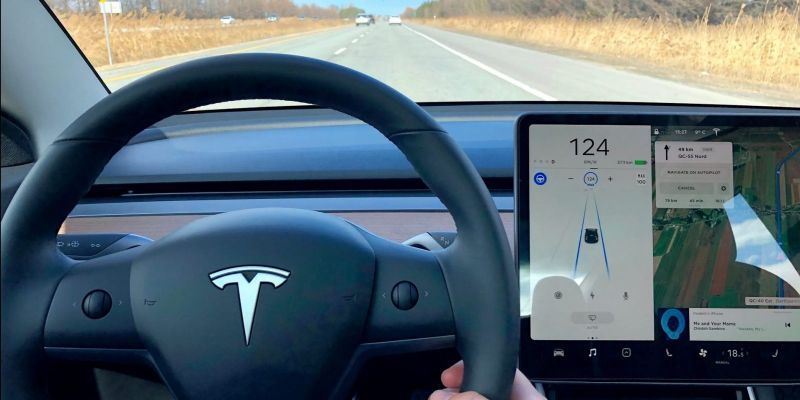 The NTSB Determines That Tesla's Autopilot Was Not Active in a Fatal Crash in Texas After Investigators Claimed 'No One Was in the Driver's Seat'