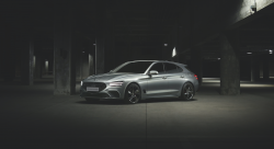 Hyundai's Shares the First Images of the G70 'Shooting Brake' From its Luxury Division Genesis