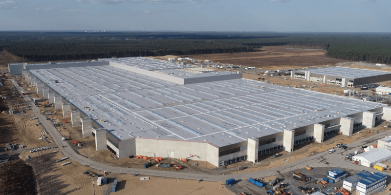 Tesla Chief Elon Musk Says 'Red Tape' is Causing Delays in Completing its Berlin Gigafactory