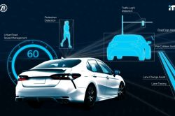 Mobileye & ZF to Supply Automaker Toyota With Advanced Safety & Perception Technology for its Future Models
