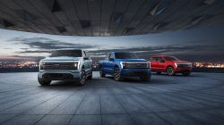 Ford Motor Co. Goes for Function Over Fashion With its Electric F-150 Lightning Pickup