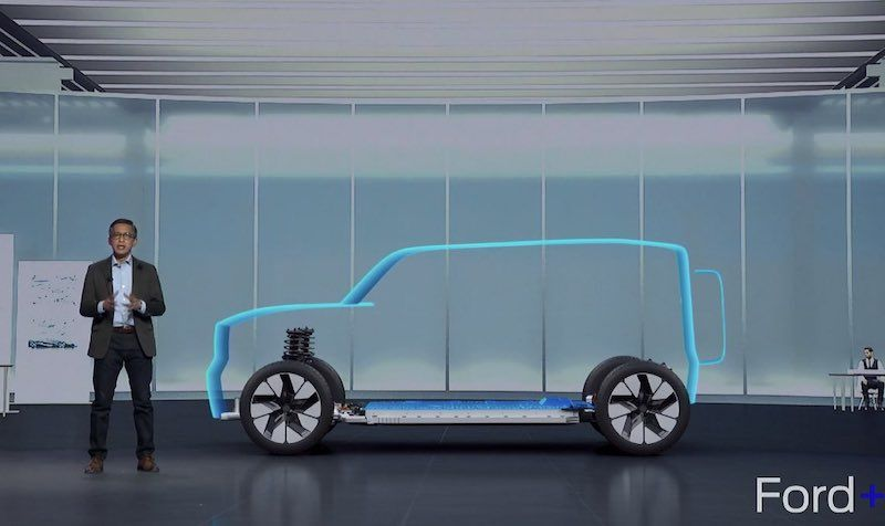 Ford Expanding Electric Lineup With Explorer, Possibly Bronco