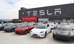 Tesla's Electric Vehicle Sales Declined by Nearly Half Last Month in China
