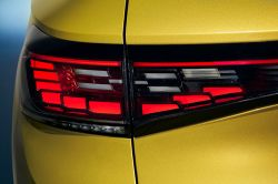 Magna's 'Surface Element Lighting' Technology Gives Volkswagen's New ID.4 Electric SUV a Futuristic Look
