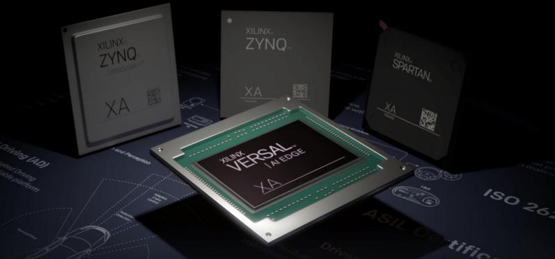 Xilinx Inc. Raises the Bar for Automotive Edge Computing with the World's Highest AI Performance-per-Watt Processor