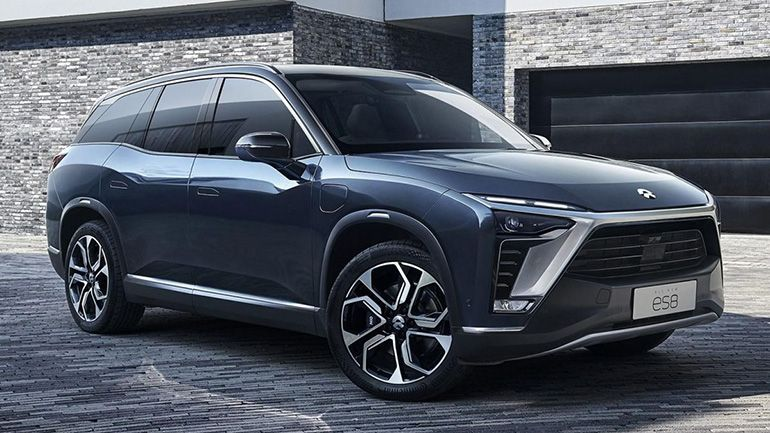 Tesla Challenger NIO Gains Approval to Sell its Electric ES8 SUV in Europe, its First Overseas Market