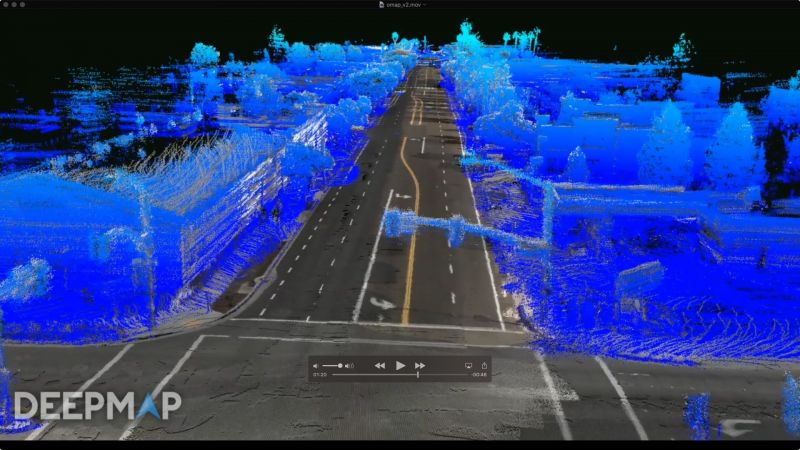 NVIDIA to Acquire DeepMap, a Silicon Valley Startup Building HD Maps for Self-Driving Vehicles