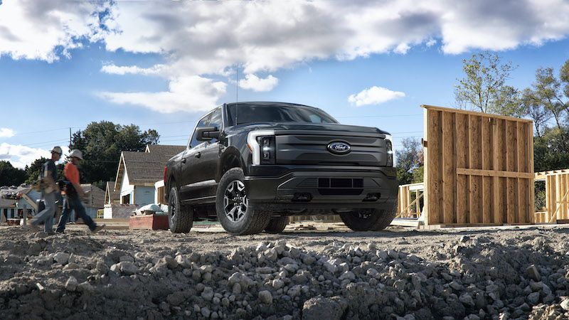 Ford Passes 100,000 Reservations for 2022 F-150 Lightning