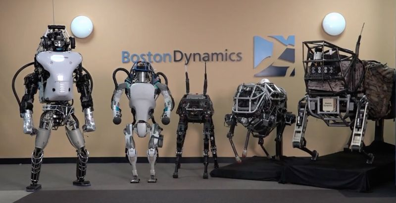 Automaker Hyundai Completes its Acquisition of Robotics Firm Boston Dynamics