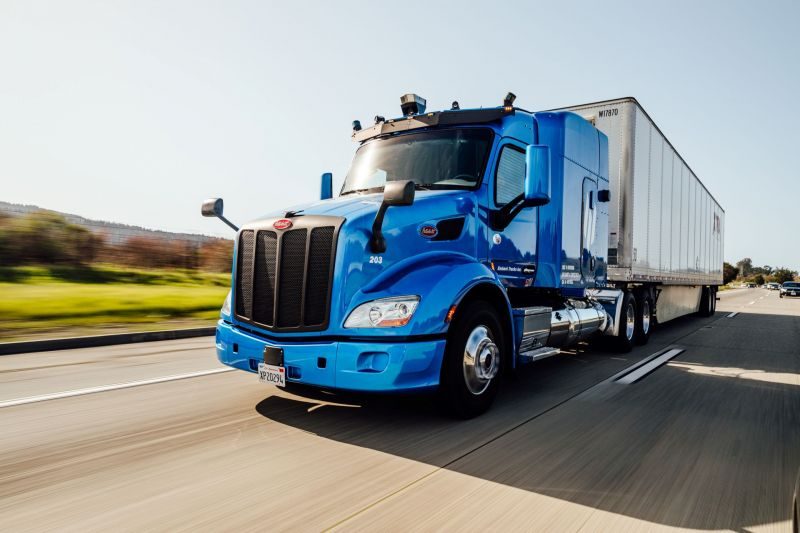 Self-Driving Truck Startup Embark to Launch IPO in a $5.2 Billion SPAC Deal