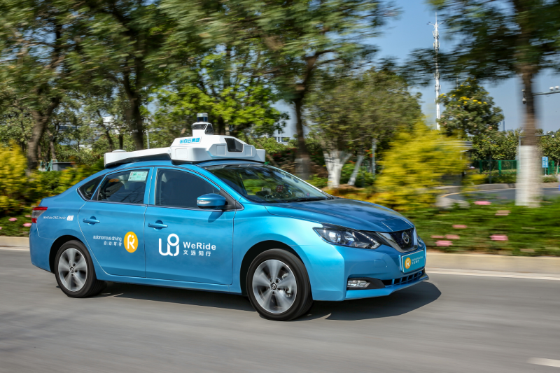 Autonomous Driving Startup WeRide Reaches a $3.3 Billion Valuation With a New $310 Million Series C Funding Round
