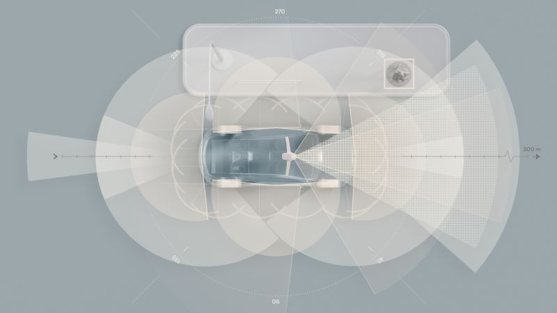 Volvo's New Electric XC90 to Come with LiDAR & NVIDIA's Orin Processor for Autonomous Driving