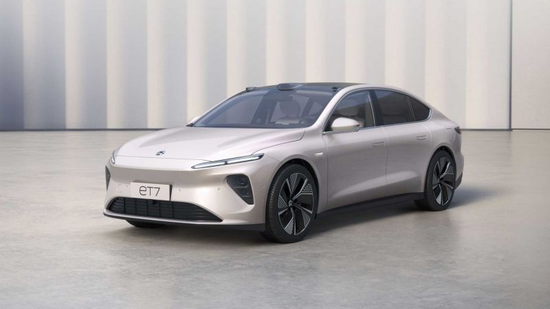China's Tesla Rival NIO Produces its First C-Sample Silicon Carbide Drive Unit for the Upcoming ET7 Sedan