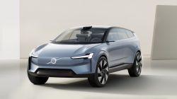 Volvo's Concept Recharge is a Blueprint For the Brand's EV Future