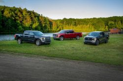 Ford Receives Supply of Chips To Finish Producing its F-Series Trucks