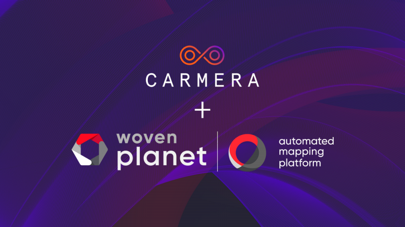 Toyota Acquires HD Mapping & Data Company CARMERA in its Push to Be a Leader in Autonomous Driving Tech
