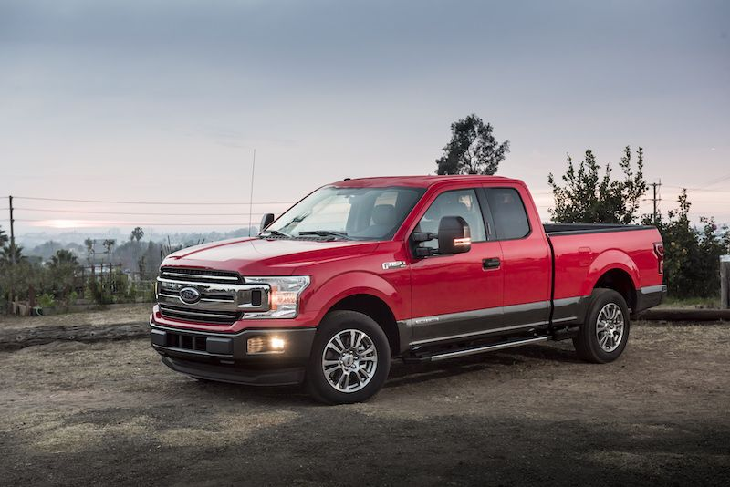 Ford Discontinues Diesel Engine For F-150 Pickup