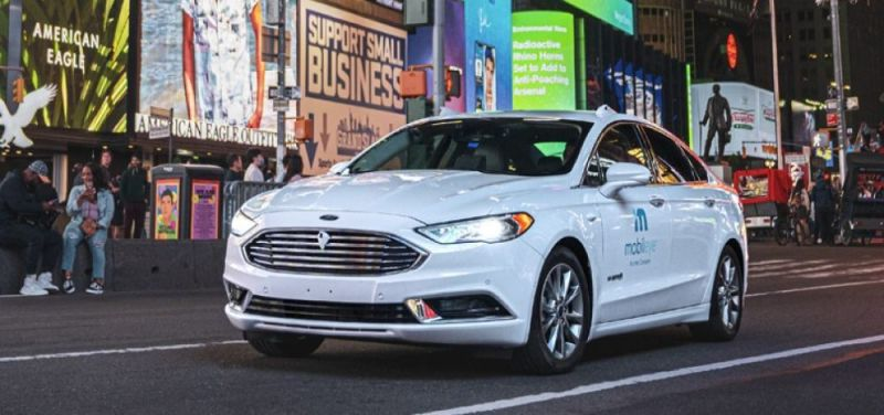 Intel's Autonomous Driving Arm Mobileye is Testing its Self-driving Technology in New York City