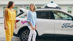 Ford & Argo AI to Deploy Self-driving Vehicles on Lyft's Ride-Hailing Network This Year