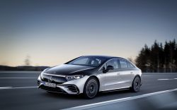 Luxury Brand Mercedes-Benz to Go All-Electric by 2030