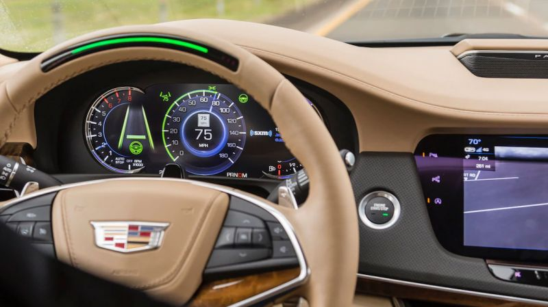 General Motors Files Lawsuit Against Rival Ford for Naming its New Autonomous Driving Feature 'BlueCruise'