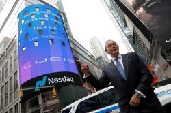 Lucid Motors Debuts on the Nasdaq and Raises $4.4 Billion as its Looks to Take on Tesla