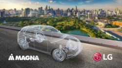 LG Electronics & Magna International Finalize Agreement for New ePowertrain Joint Venture That's Linked to the Secretive 'Apple Car' Project