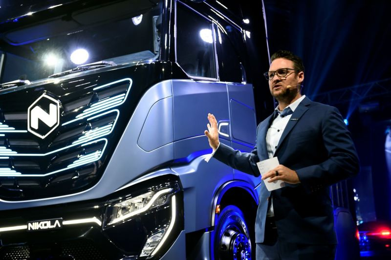 The Founder & Former CEO of Fuel Cell Truck Startup Nikola Corp Indicted for Misleading Investors
