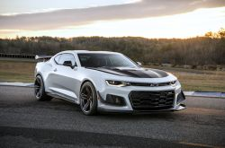 General Motors Could Replace the Camaro With an Electric-Performance Sedan