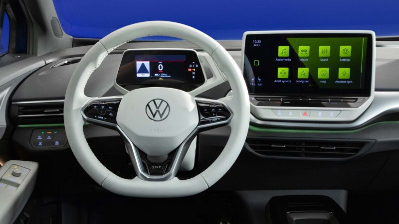 The Volkswagen ID.4 Will Come With These 10 Intelligent Features