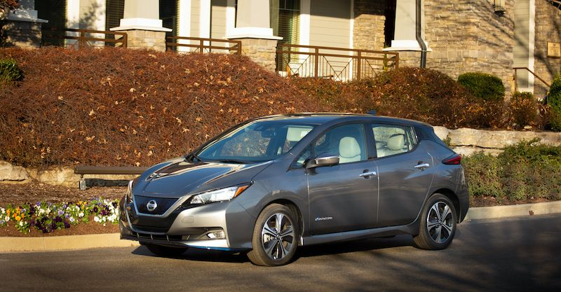 2022 Nissan Leaf Gets Price Cut, More Features