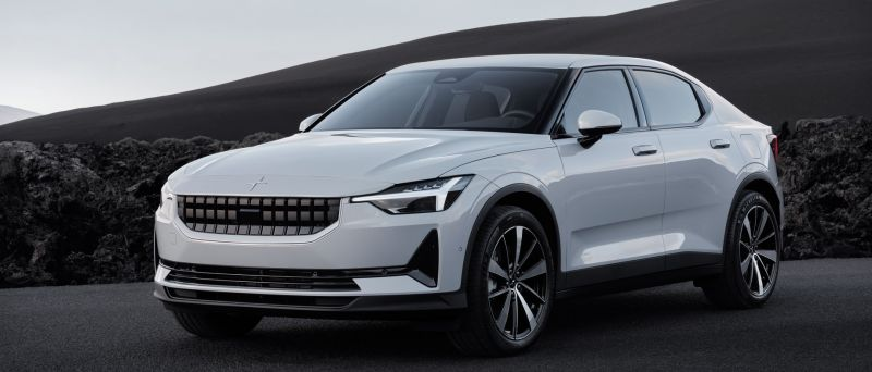 Electric Brand Polestar Announces New Options for the Polestar 2 EV, Including a New, Lower-Priced FWD Version