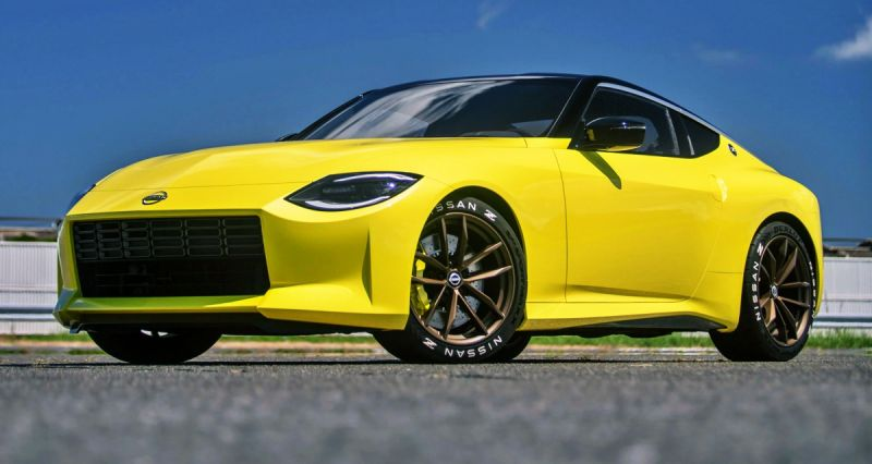 Japan's Nissan Motor Co Hopes to Get its Mojo Back With the New Z Sports Car