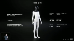 Elon Musk's Next Big Thing, 'Humanoid Robots' Powered by the Same AI Used for its Self-Driving Vehicles