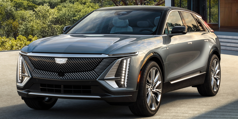 Here's What We Know About the Upcoming 2023 Cadillac LYRIQ