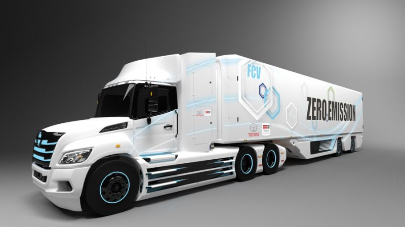 Toyota to Assembly Fuel Cell Modules in Kentucky Starting in 2023 to Support the Rollout of Hydrogen-Powered Class-8 Trucks
