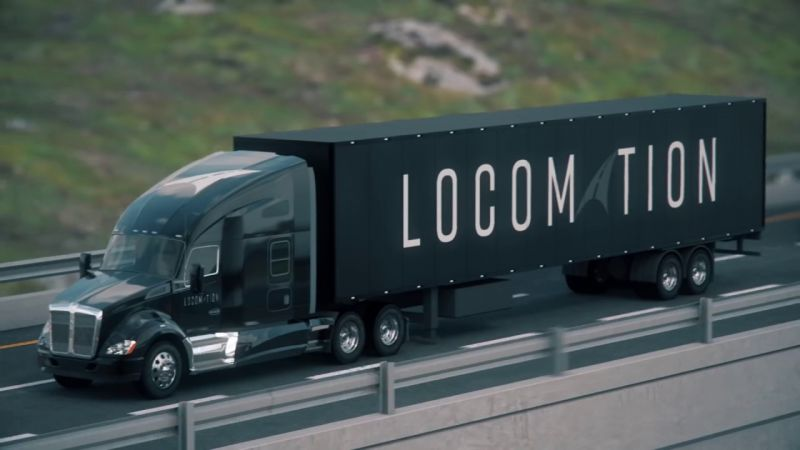 Autonomous Trucking Startup Locomation & ZF to Jointly Develop Electric Steering Systems That Support Automated Highway Driving